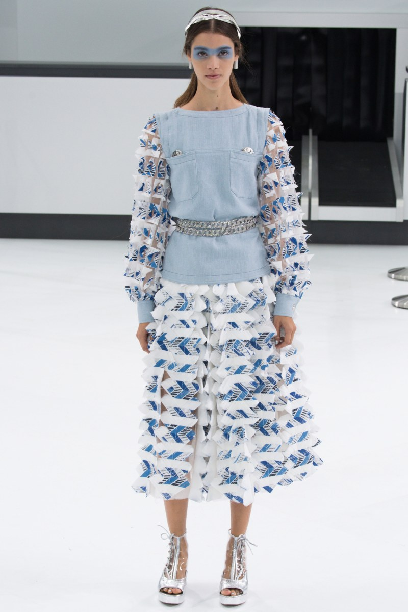Chanel Ready To Wear SS 2016 PFW (86)