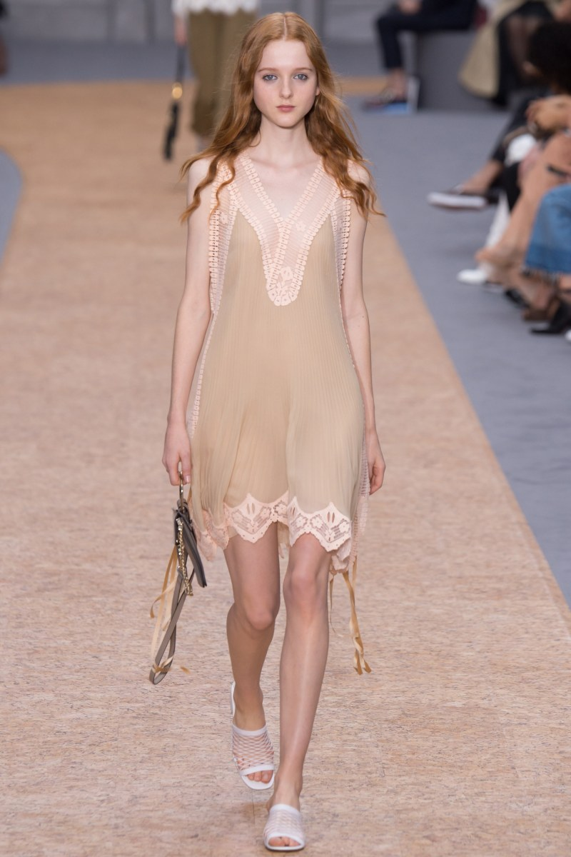 Chloé Ready To Wear SS 2016 PFW (13)