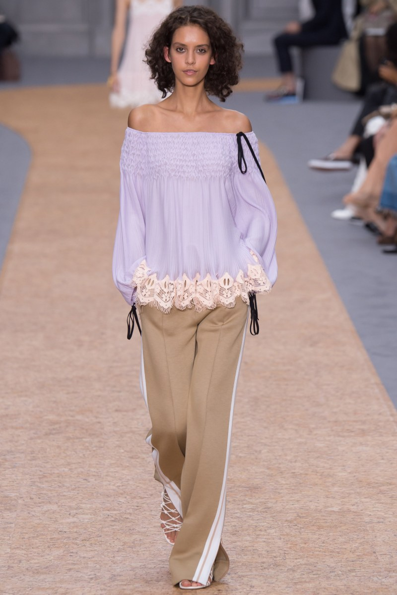 Chloé Ready To Wear SS 2016 PFW (16)