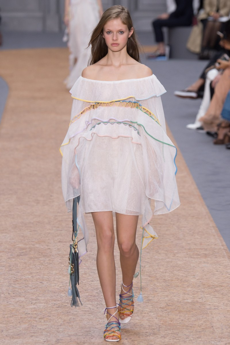 Chloé Ready To Wear SS 2016 PFW (39)