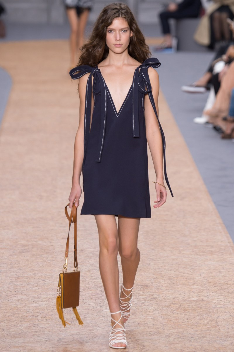 Chloé Ready To Wear SS 2016 PFW (9)