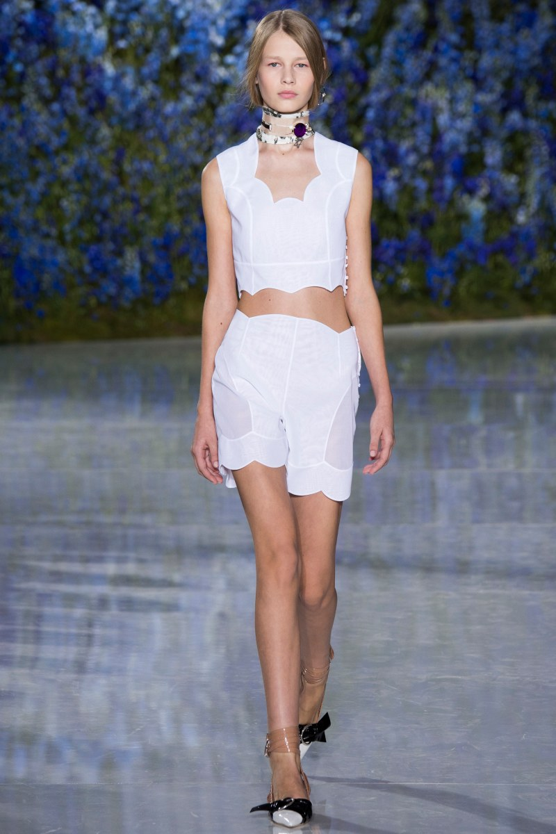 Christian Dior Ready To Wear SS 2016 PFW (1)