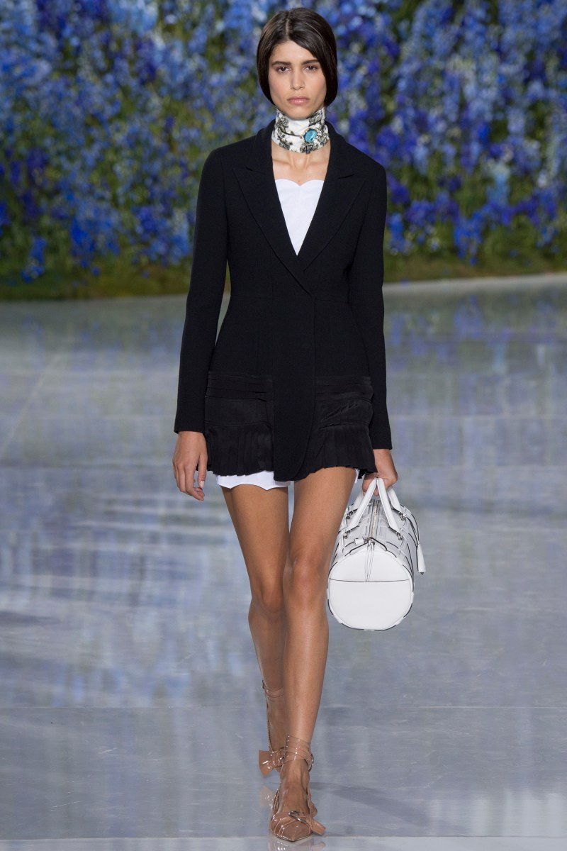 Christian Dior Ready To Wear SS 2016 PFW (3)