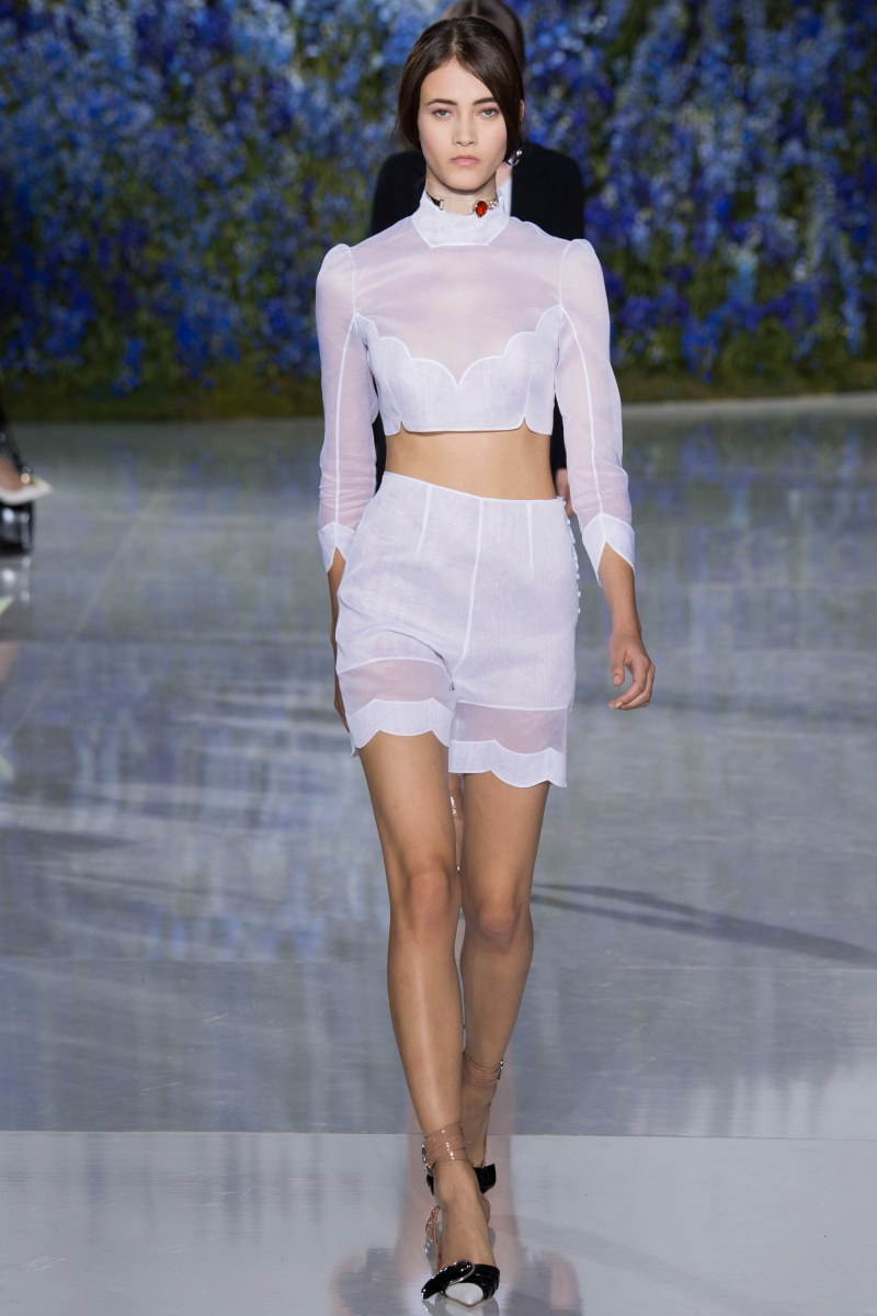 Christian Dior Ready To Wear SS 2016 PFW (5)
