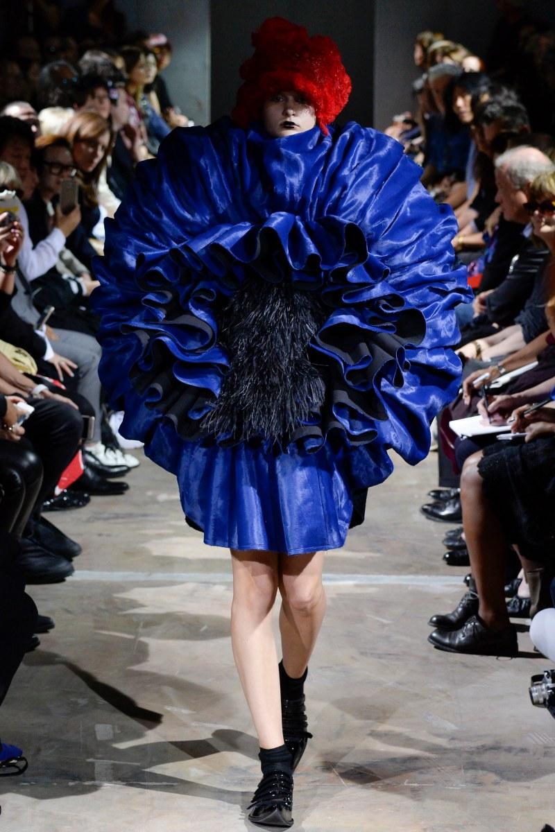 Comme des Garçons Ready To Wear SS 2016 PFW (16)