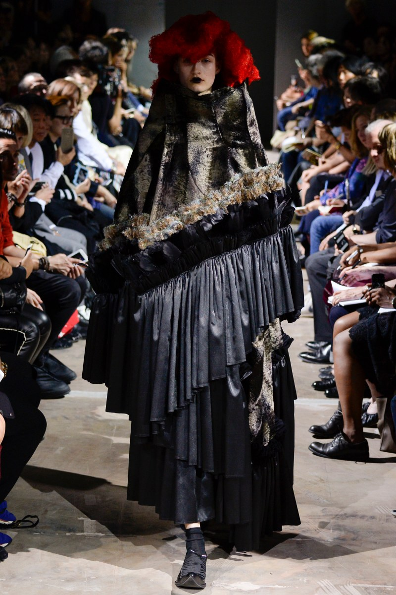 Comme des Garçons Ready To Wear SS 2016 PFW (7)