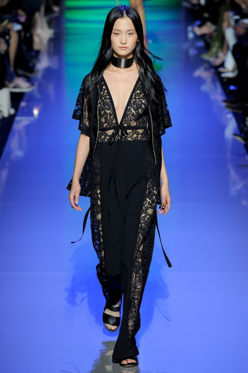 Elie Saab Ready To Wear SS 2016 PFW (28)
