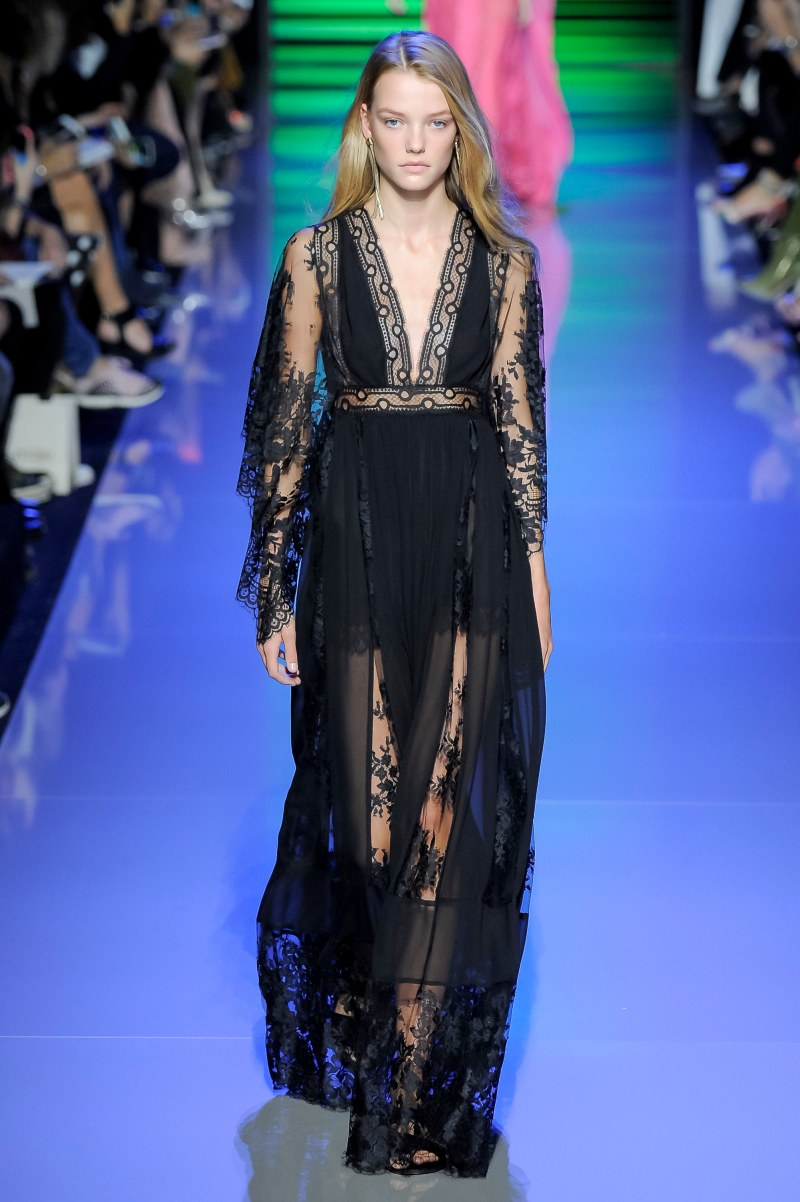 Elie Saab Ready To Wear SS 2016 PFW (41)