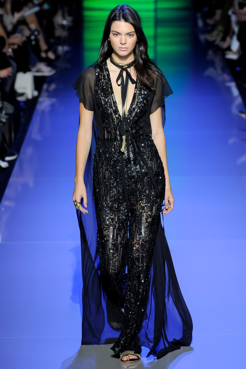 Elie Saab Ready To Wear SS 2016 PFW (47)