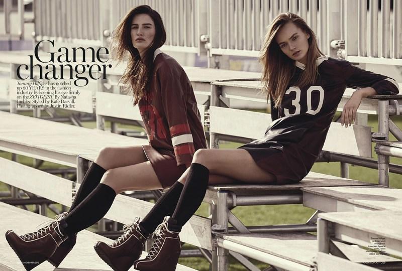 Vogue Australia - November 2015