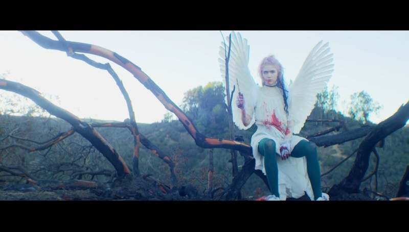 Grimes Art Angels 2
