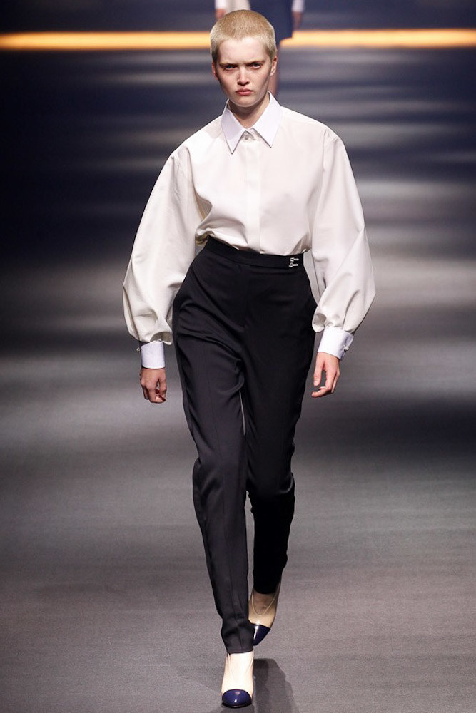 Lanvin Ready To Wear SS 2016 PFW (1)