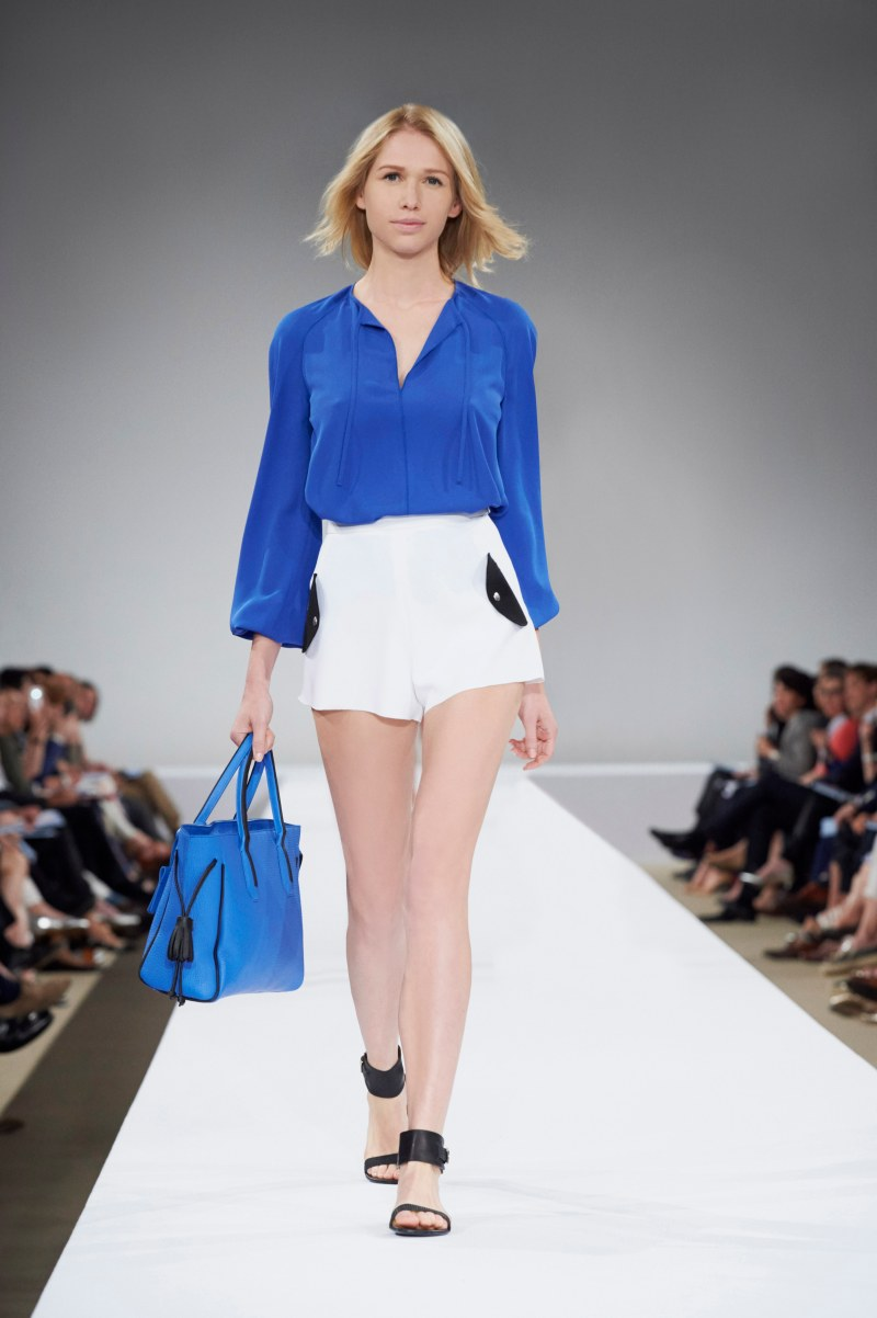 Longchamp Ready To Wear SS 2016 PFW (6)