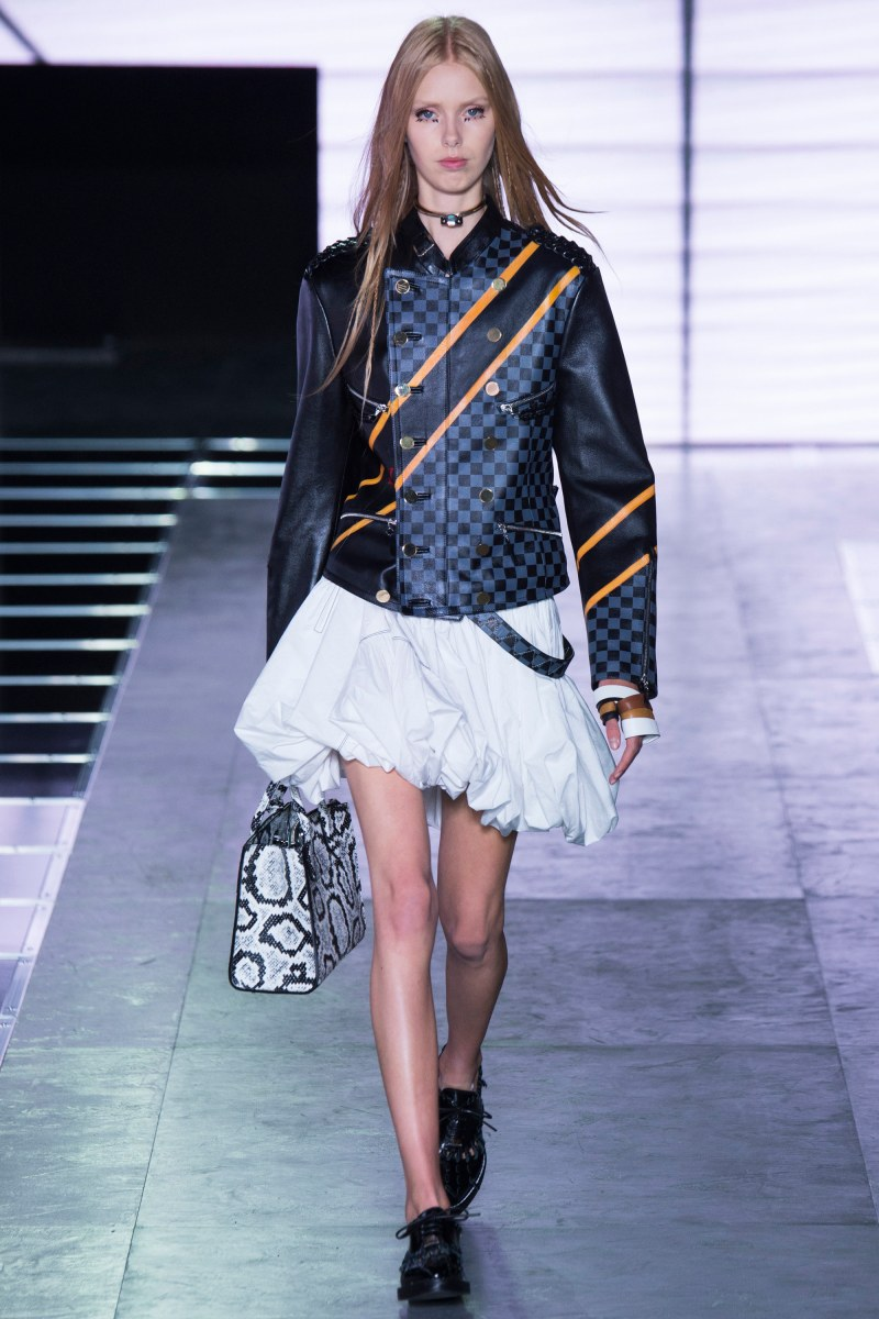 Louis Vuitton Ready To Wear SS 2016 PFW  (30)