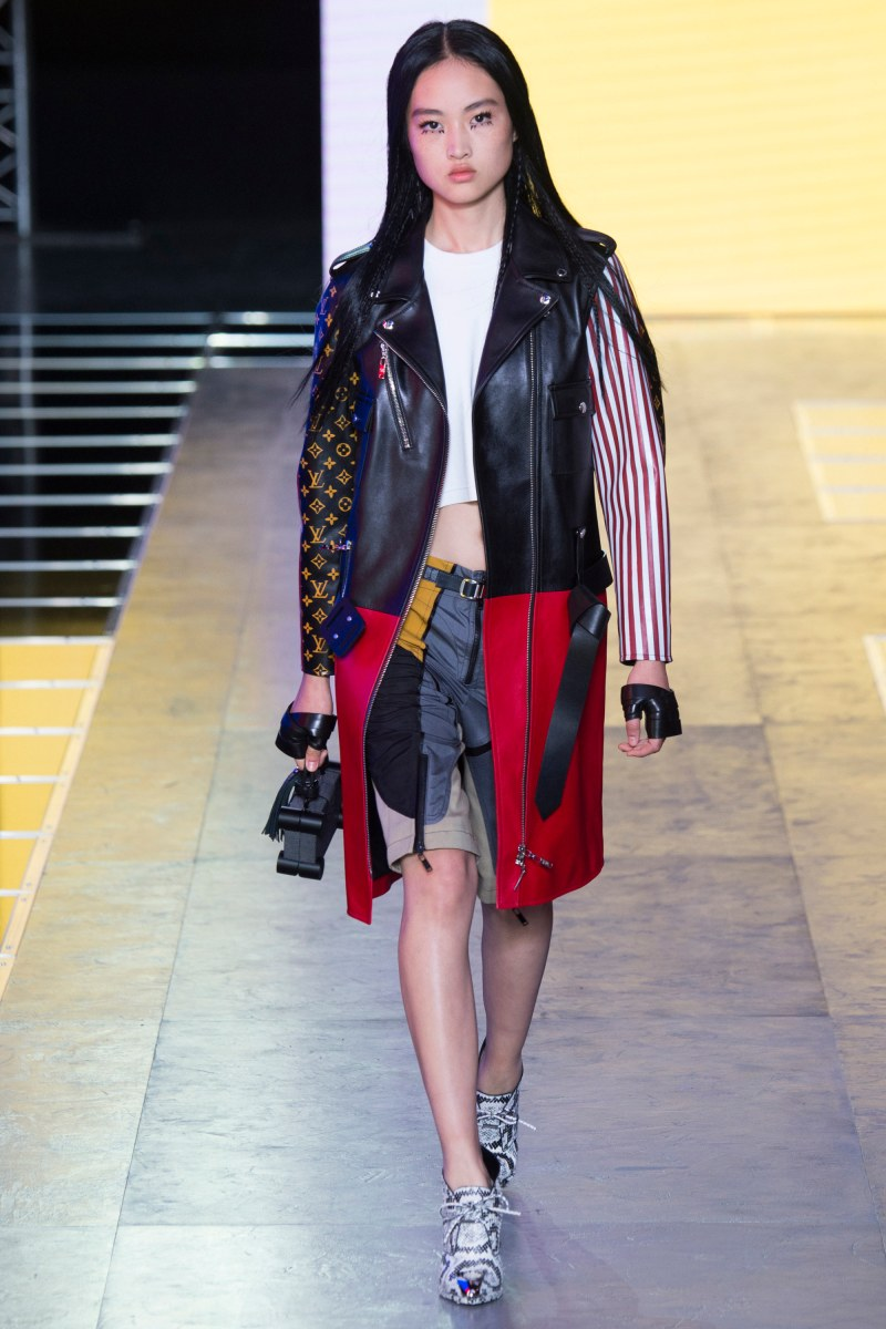 Louis Vuitton Ready To Wear SS 2016 PFW  (33)