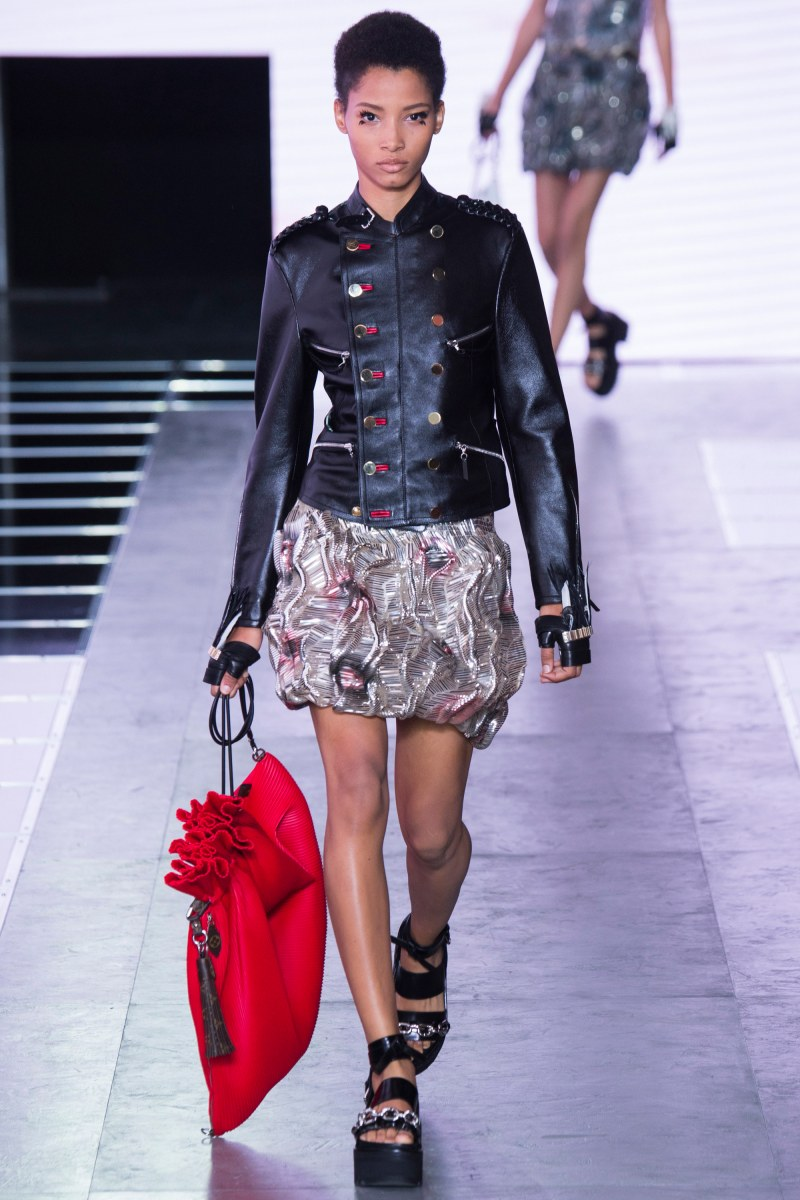 Louis Vuitton Ready To Wear SS 2016 PFW  (45)