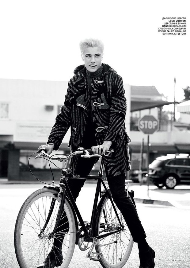 Lucky Blue Smith by Doug Inglish (5)