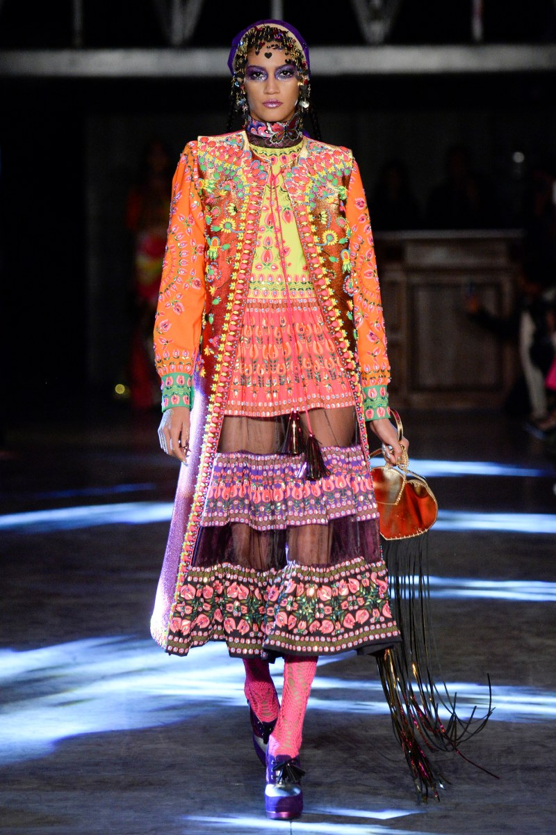 Manish Arora Ready To Wear SS 2016 PFW (2)