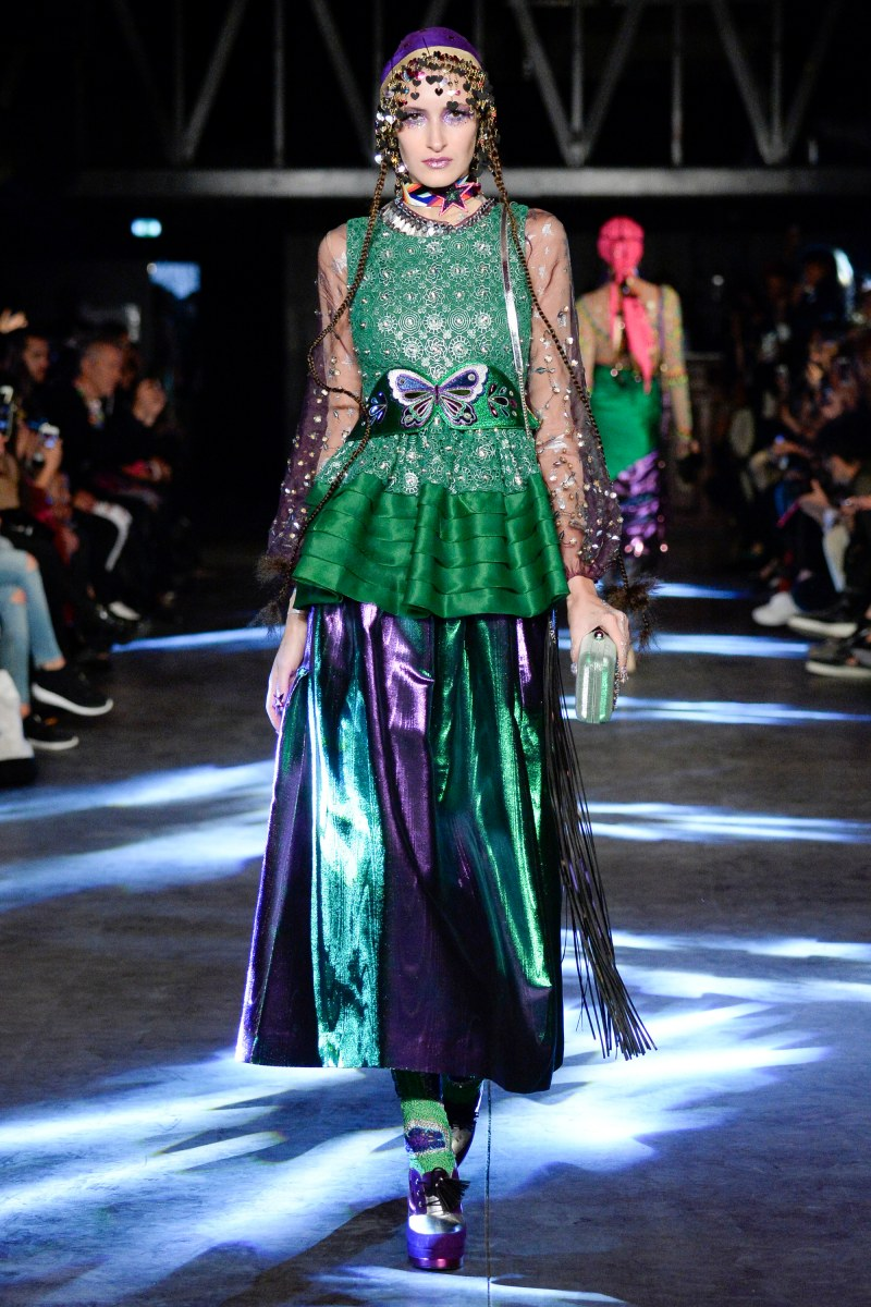 Manish Arora Ready To Wear SS 2016 PFW (20)