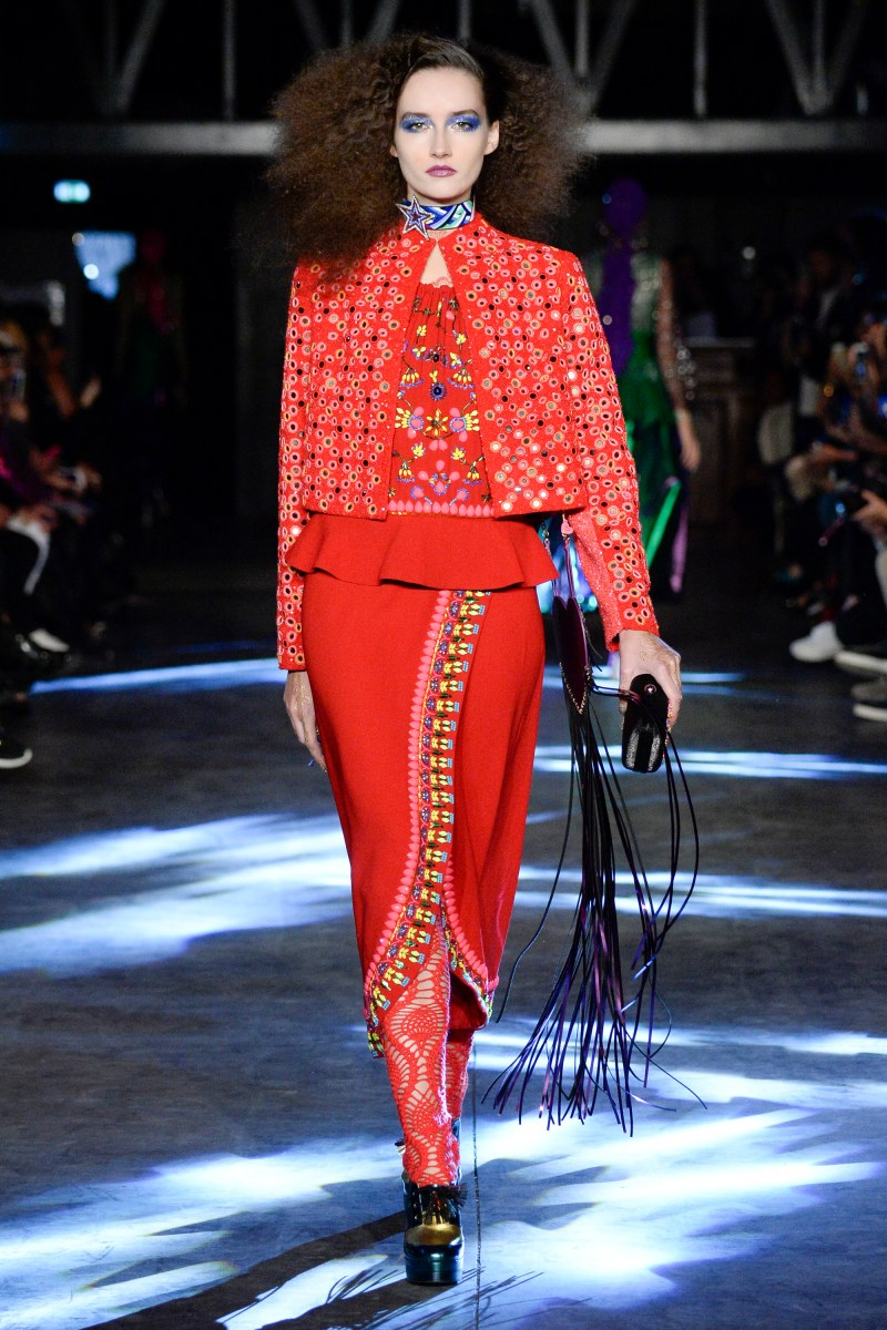 Manish Arora Ready To Wear SS 2016 PFW (21)