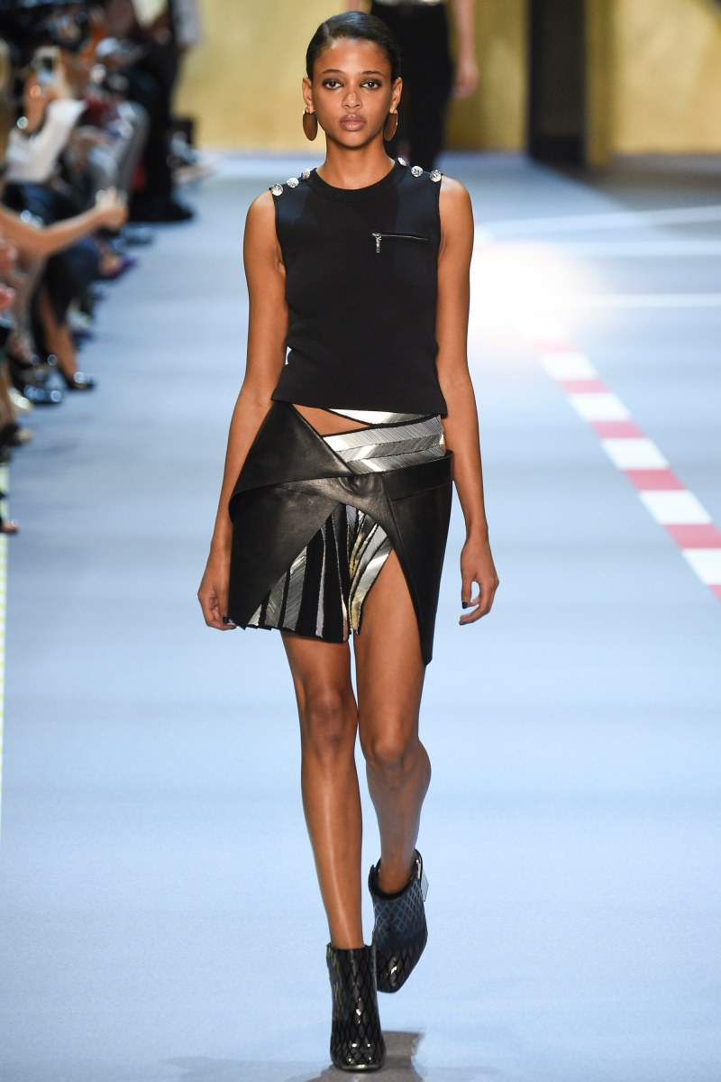 Mugler Ready To Wear SS 2016 PFW (10)