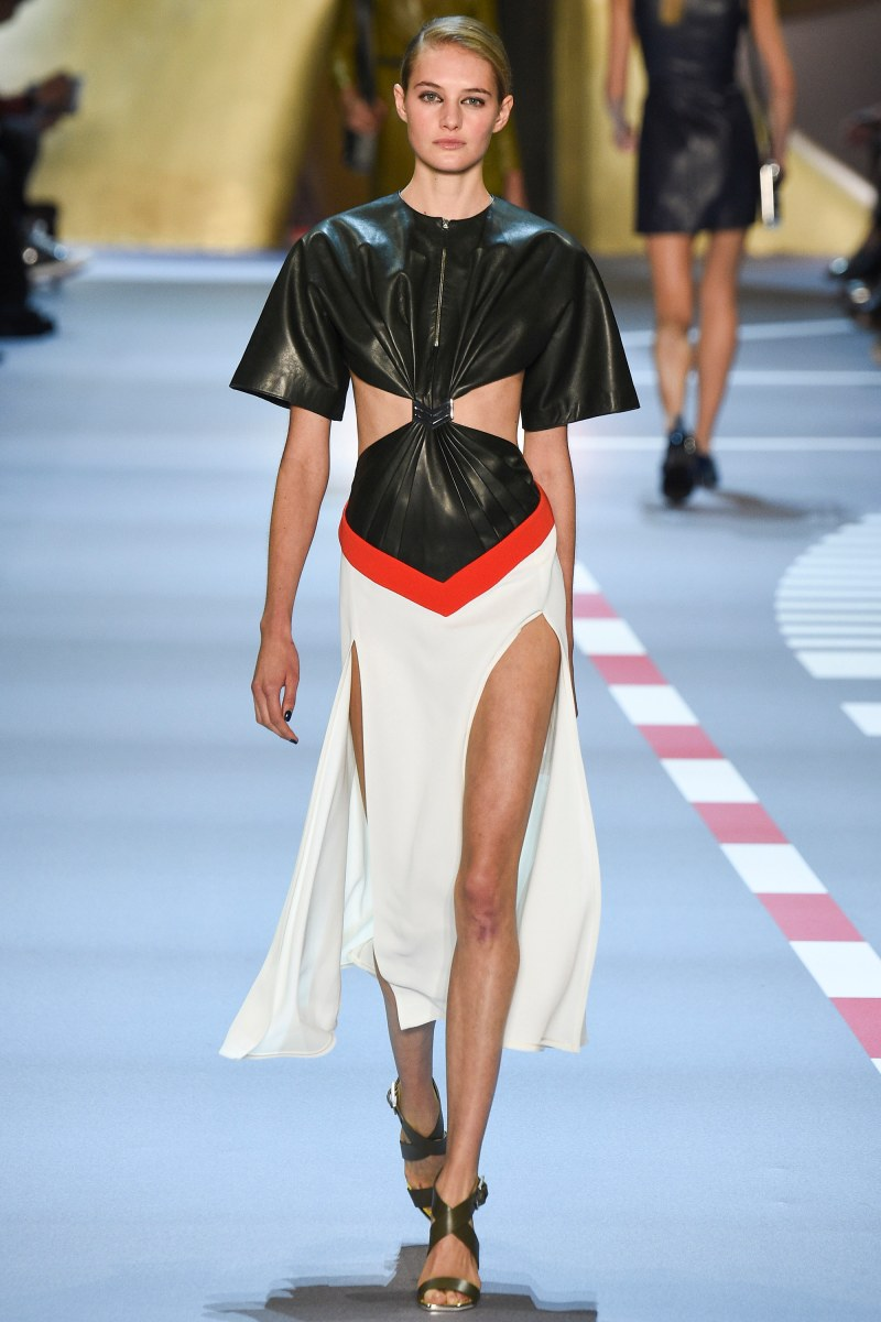 Mugler Ready To Wear SS 2016 PFW (17)