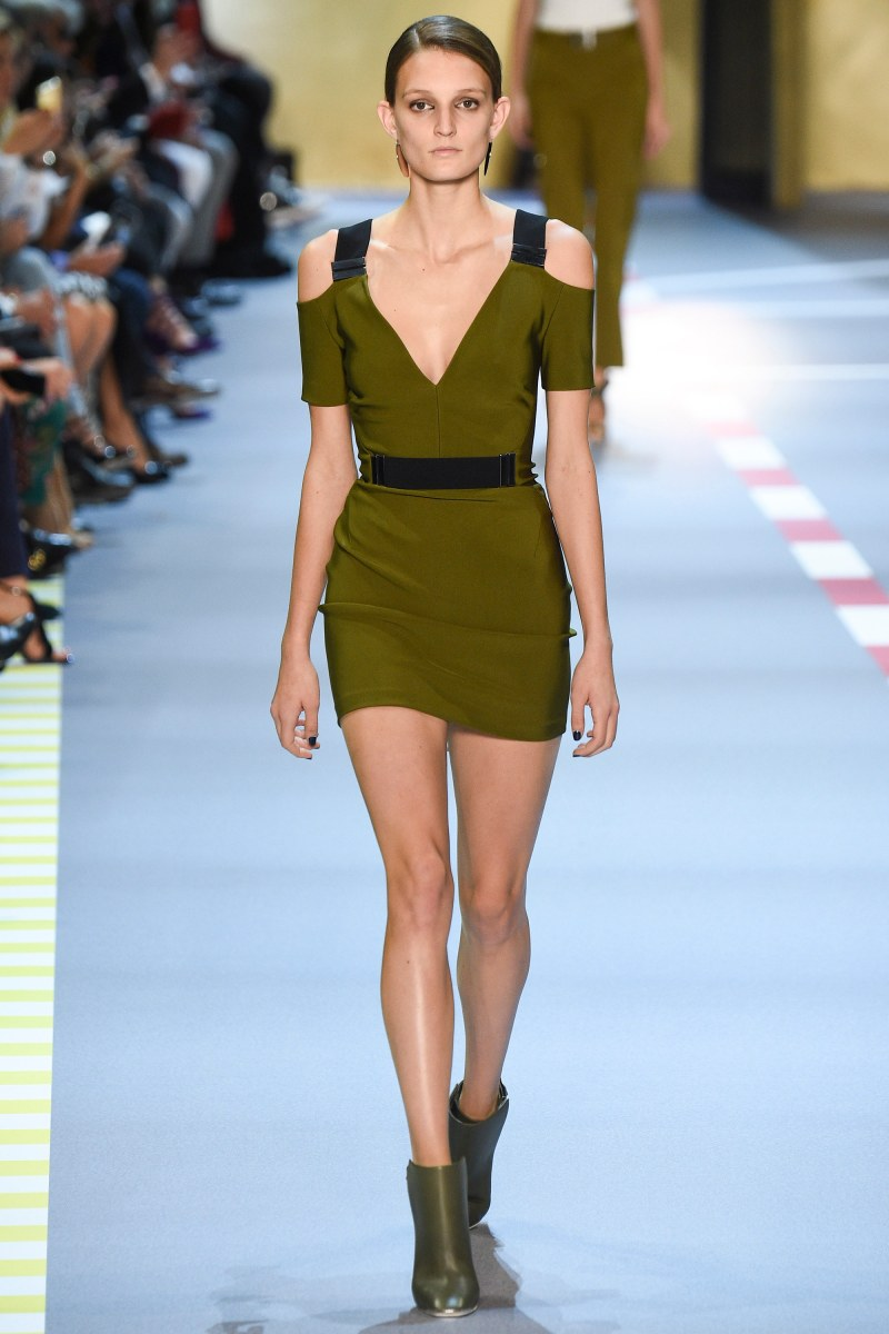 Mugler Ready To Wear SS 2016 PFW (20)
