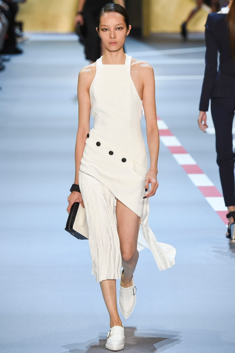 Mugler Ready To Wear SS 2016 PFW (6)
