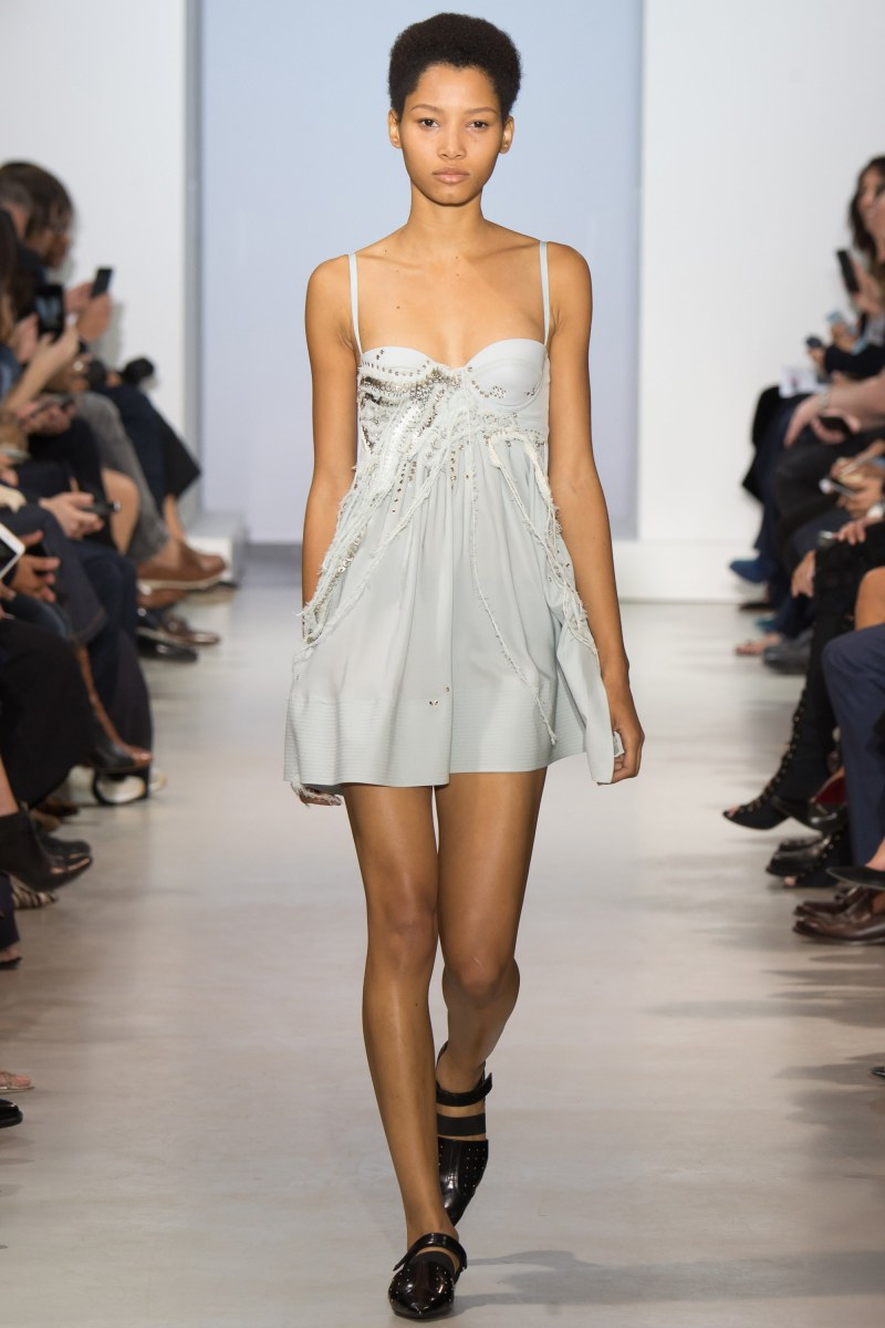 Paco Rabanne Ready To Wear SS 2016 PFW (1)