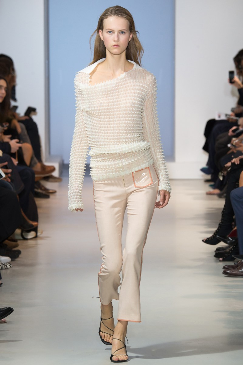 Paco Rabanne Ready To Wear SS 2016 PFW (10)