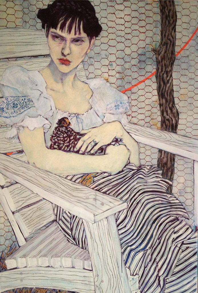 Portraits by artist Hope Gangloff (7)