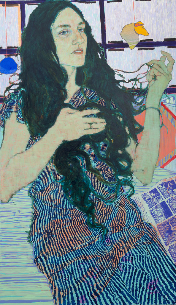 Portraits by artist Hope Gangloff (8)