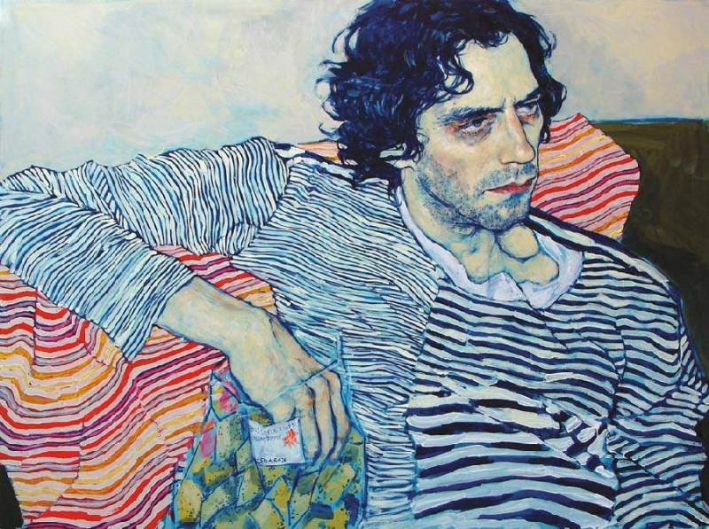 Portraits by artist Hope Gangloff