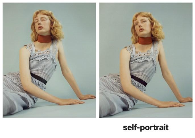 Self Portrait Resort 2016 Campaign (2)