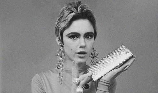 Throwback Editorial Edie Sedgwick by Fred Eberstadt, 1965 (1)