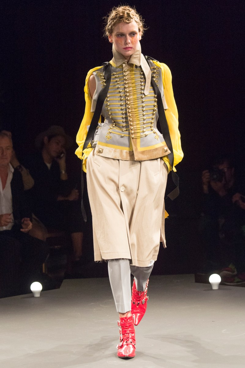 Undercover Ready To Wear SS 2016 PFW (39)