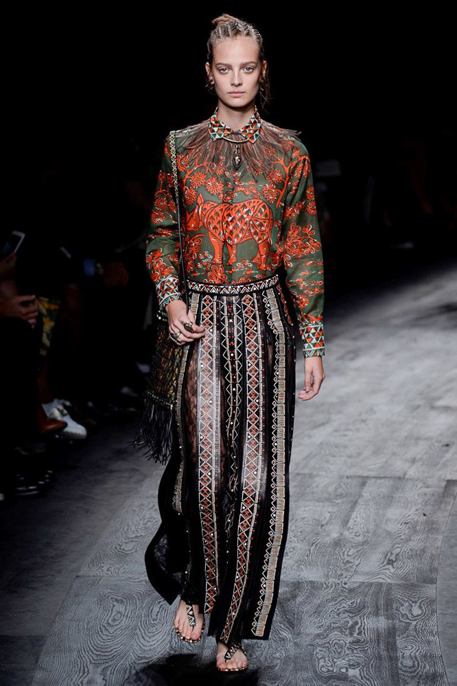 Valentino Ready To Wear SS 2016 PFW (47)