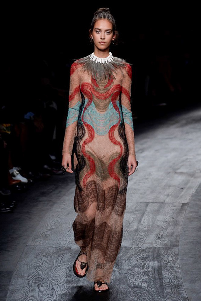 Valentino Ready To Wear SS 2016 PFW (68)