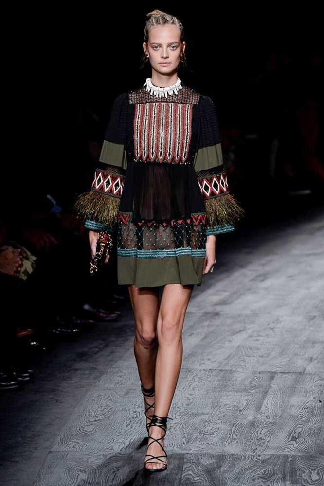 Valentino Ready To Wear SS 2016 PFW (8)