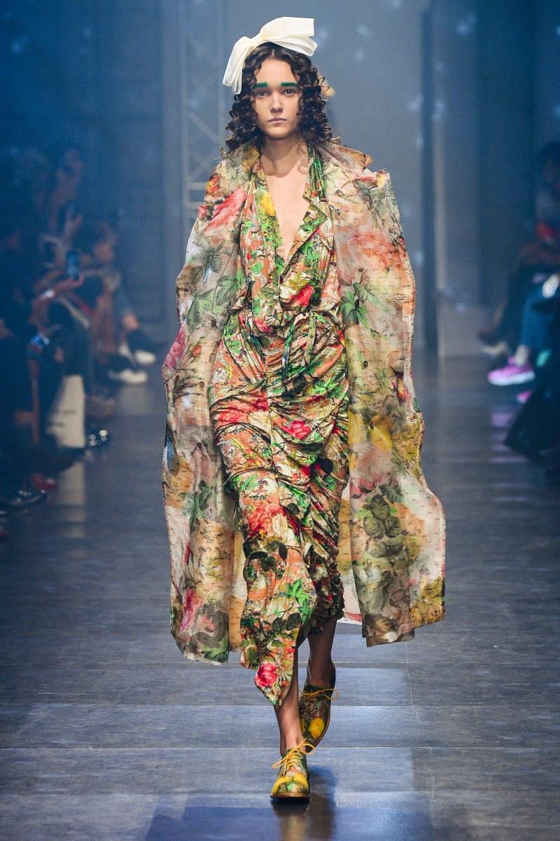 Vivienne Westwood Ready To Wear SS 2016 PFW (3)