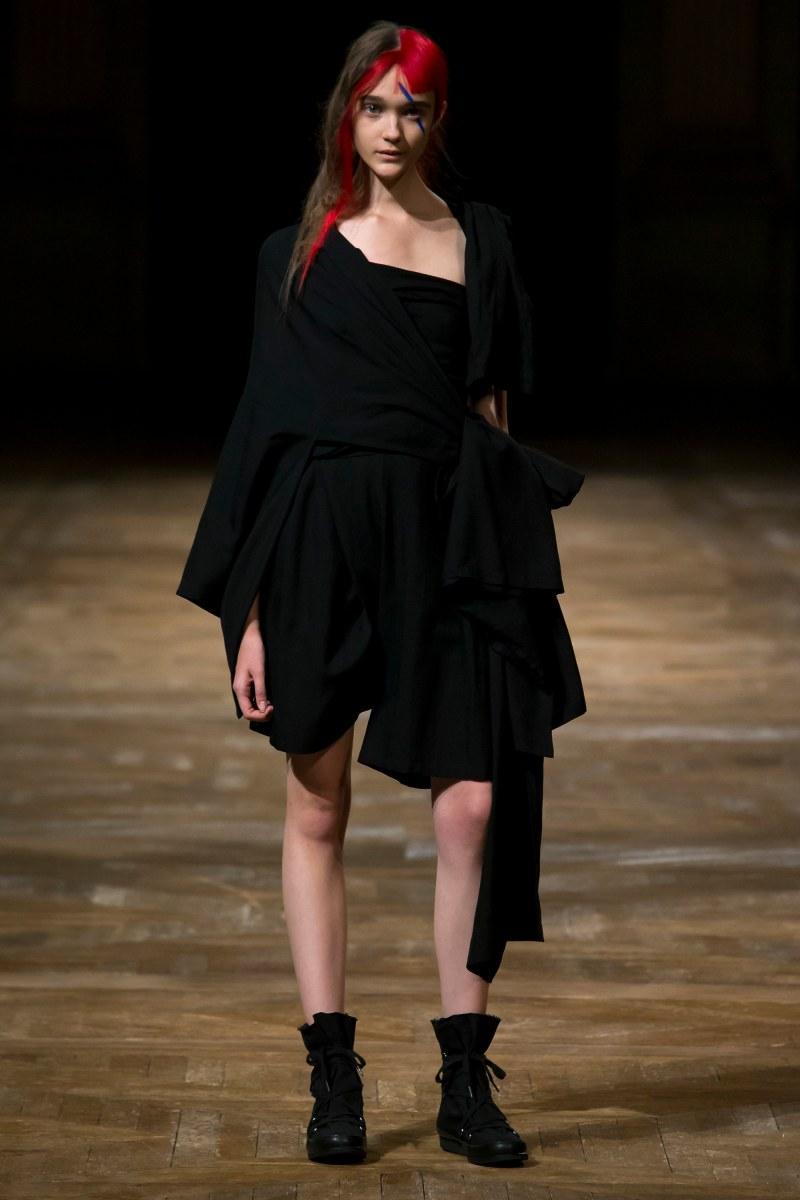 Yohji Yamamoto Ready To Wear SS 2016 PFW (2)