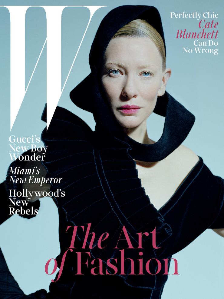 Cate Blanchett by Tim Walker (1)