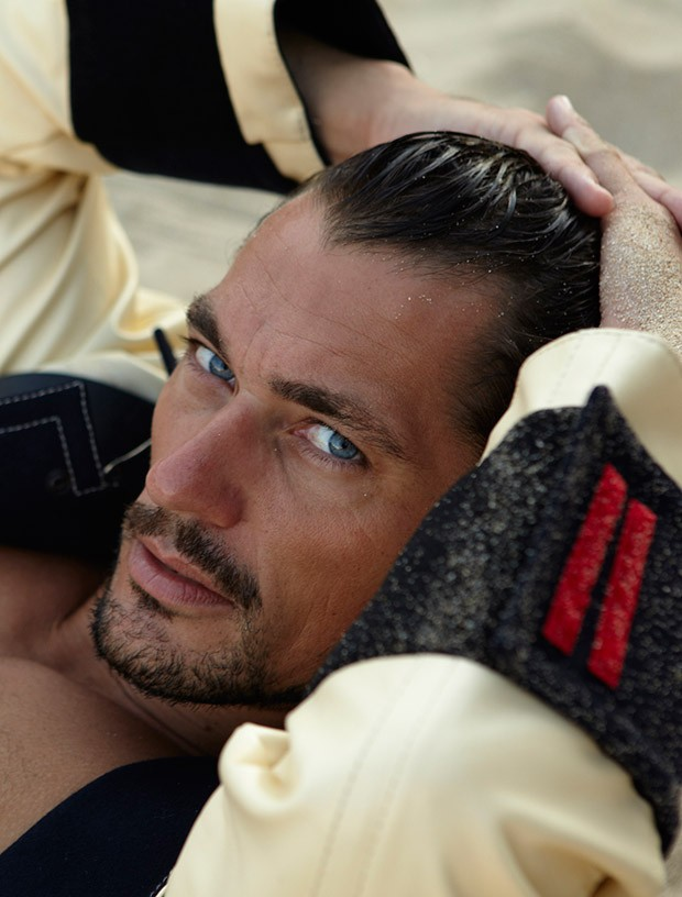 David Gandy by Lawrence Sparkes (15)