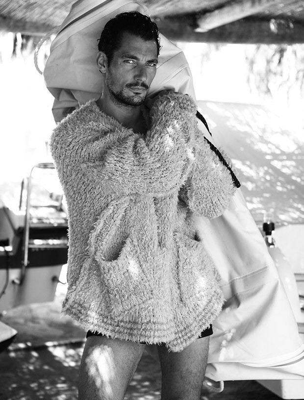 David Gandy by Lawrence Sparkes (2)