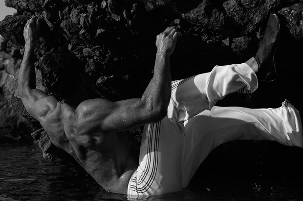 David Gandy by Lawrence Sparkes (9)