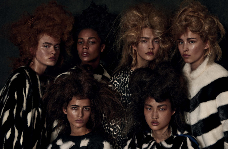 Emmy Krüger, Eva Berzina, Jing Wen, Karly Loyce, Luping Wang & Steph Smith by Giampaolo Sgura (20)