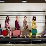 Fashion Line Up by Roe Ethridge