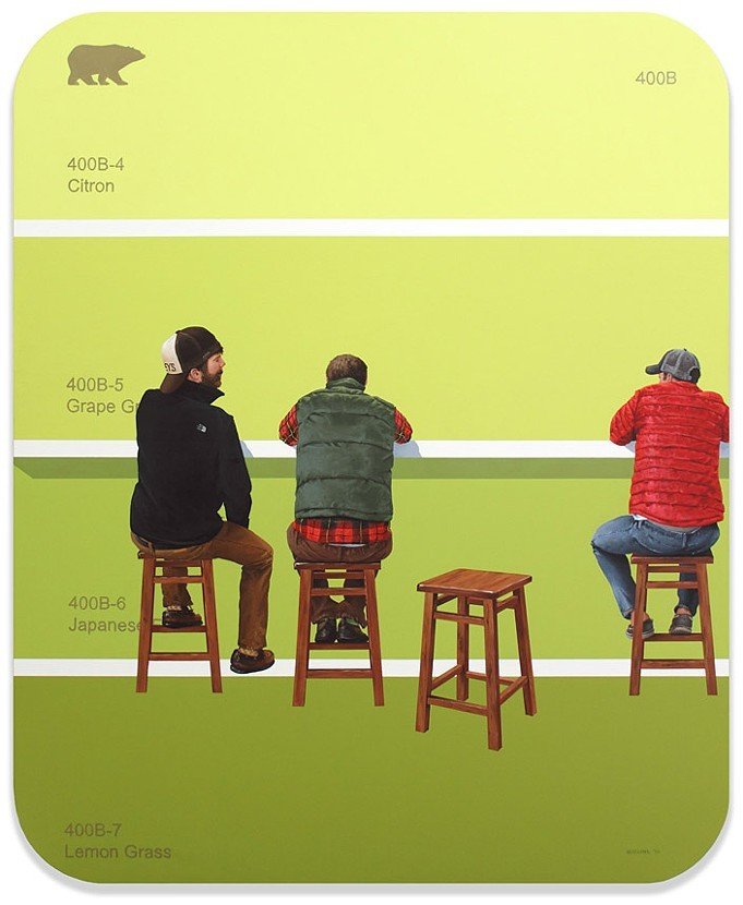 Paint Chips by Shawn Huckins (2)