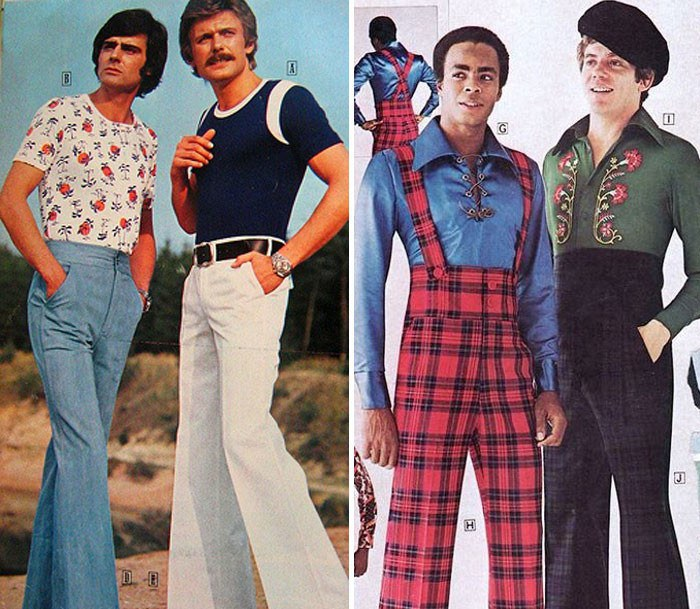 Questionable 70's Menswear (1)