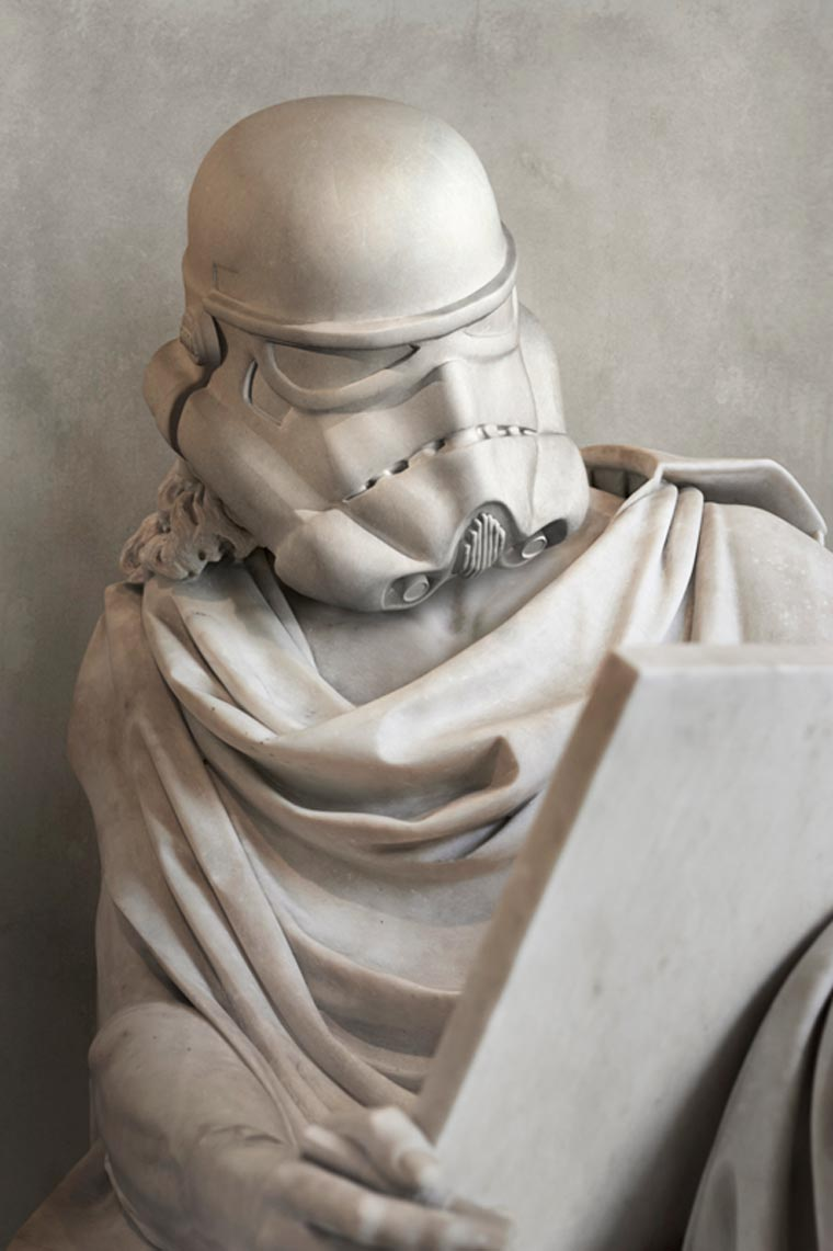Star Wars x Ancient Greece by Travis Durden (5)